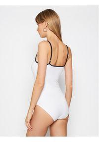 Fila Body Sadie 687609 Biały Slim Fit. Kolor: biały