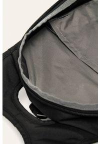 Czarny plecak Jack Wolfskin z aplikacjami