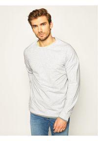 Lacoste Bluza SH5582 Szary Regular Fit. Kolor: szary