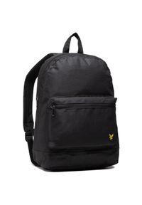 Czarna torba na laptopa Lyle & Scott