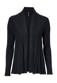 Czarny sweter Freequent krótki