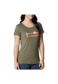 columbia - Koszulka bawełniana damska Columbia Daisy Days 1934592. Materiał: bawełna. Sport: outdoor