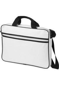 Biała torba na laptopa Upominkarnia