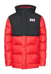 Niebieska kurtka zimowa Helly Hansen