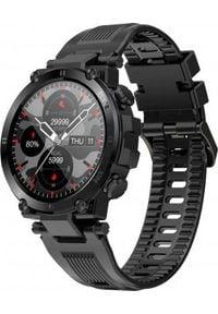 Smartwatch Senbono D13 Czarny (28393). Rodzaj zegarka: smartwatch. Kolor: czarny #1