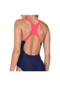 Strój dla kobiet do pływania Speedo Gala Logo 809689. Materiał: tkanina, materiał. Długość: długie