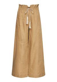 Marella Kuloty Fase 31310612 Brązowy Regular Fit. Kolor: brązowy