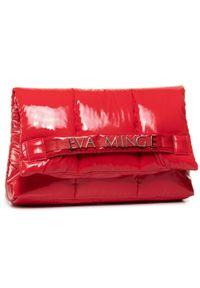 Czerwona kopertówka Eva Minge