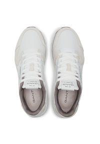 GANT - Gant Sneakersy Beeker 22631623 Biały. Kolor: biały