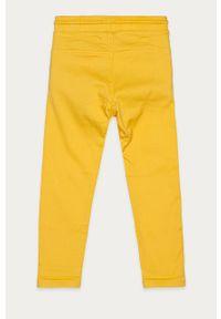 Żółte spodnie OVS