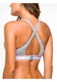 Szary top Emporio Armani Underwear