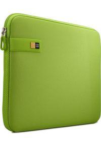 Zielone etui na laptopa CASE LOGIC