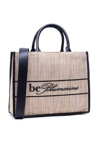 Beżowa torebka Blumarine