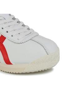 Białe buty sportowe Onitsuka Tiger z cholewką