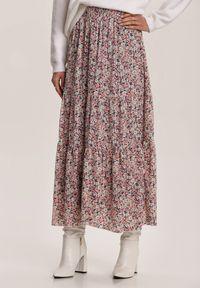 Niebieska długa spódnica Renee