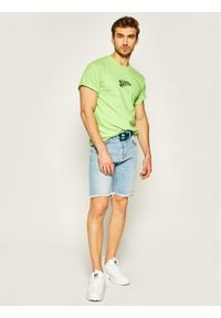 Zielony t-shirt HUF