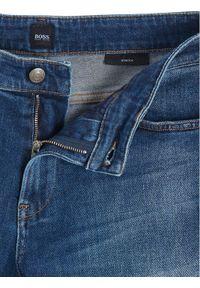 BOSS - Boss Jeansy Slim Fit Delaware 3 50401701 Granatowy Slim Fit. Kolor: niebieski. Materiał: jeans