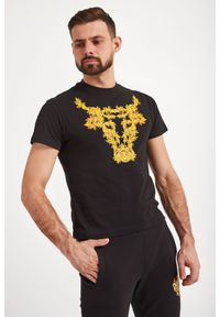 Versace Jeans Couture - T-SHIRT VERSACE JEANS COUTURE. Styl: elegancki