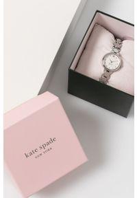 Kate Spade - Zegarek. Kolor: srebrny