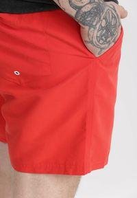 Born2be - Czerwone Szorty Evaneira. Kolor: czerwony #3