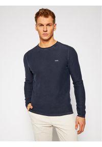 Napapijri Sweter Decil 3 NP0A4EMU Szary Regular Fit. Kolor: szary