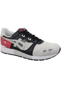 Szare sneakersy Asics lifestyle z cholewką, Asics Gel Lyte