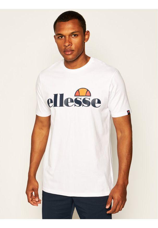 Biały t-shirt Ellesse