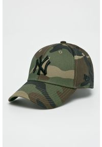 Zielona czapka z daszkiem New Era