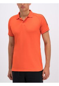 Pomarańczowa koszulka polo Helly Hansen polo