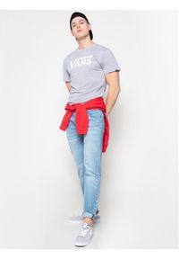 Vans T-Shirt Classic VN0000UMATH1 Szary Regular Fit. Kolor: szary