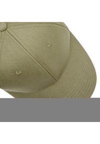 Jack & Jones - Czapka z daszkiem JACK&JONES - Jacbasic 12133259 Deep Lichen Green. Kolor: zielony. Materiał: materiał, bawełna #4