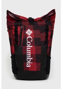 columbia - Columbia - Plecak. Kolor: czerwony