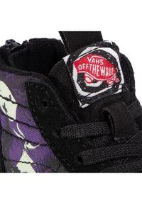 Czarne buty sportowe Vans SK8
