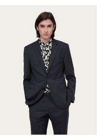 Szary garnitur Hugo