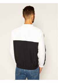 Champion Bluza Colour Block And Stripe Track 214262 Czarny Custom Fit. Kolor: czarny