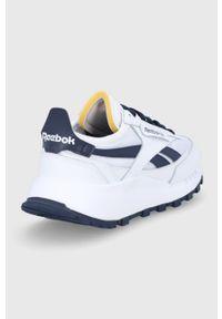 Reebok Classic - Buty CL Legacy. Nosek buta: okrągły. Zapięcie: sznurówki. Kolor: biały. Materiał: guma. Model: Reebok Classic