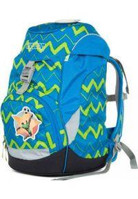 Ergobag Plecak Sportowy Ergobag SIN-002-9B7 Niebieski. Kolor: niebieski. Styl: sportowy