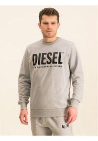 Szara bluza Diesel