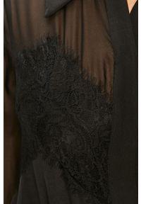 Czarna koszula Marciano Guess casualowa, na co dzień, długa