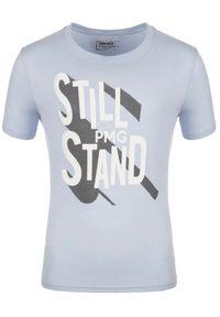 Niebieski t-shirt Primigi