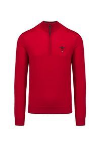 Aeronautica Militare - Sweter wełniany AERONAUTICA MILITARE. Materiał: wełna. Sezon: zima. Styl: klasyczny