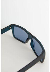 Niebieskie okulary przeciwsłoneczne Mango Man