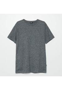 Cropp - Koszulka basic - Szary. Kolor: szary #1