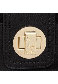 U.S. Polo Assn - Torebka U.S. POLO ASSN. - Garner L Zip BEUGB2874WVP/000 Black. Kolor: czarny. Materiał: skórzane
