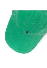 Zielona czapka z daszkiem Polo Ralph Lauren