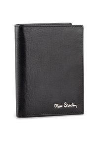 Czarny portfel Pierre Cardin #5