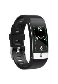 Czarny zegarek Media-Tech #6