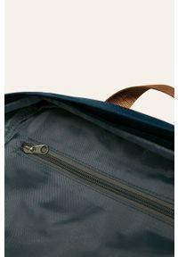 Niebieski plecak Doughnut gładki