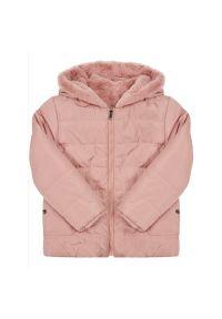 Różowa kurtka zimowa Mayoral