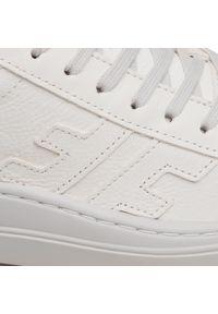 Fly London - Sneakersy FLY LONDON - Somafly P601455001 Off White. Okazja: na co dzień. Kolor: biały. Materiał: skóra ekologiczna, materiał. Styl: klasyczny, sportowy, casual #4